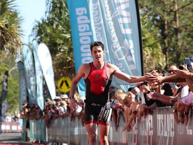 Ironman 70.3 Sunshine Coast - 2nd Place