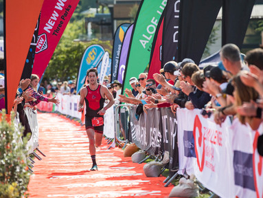 Asia Pacific Champs 5th place - Challenge Wanaka 2020