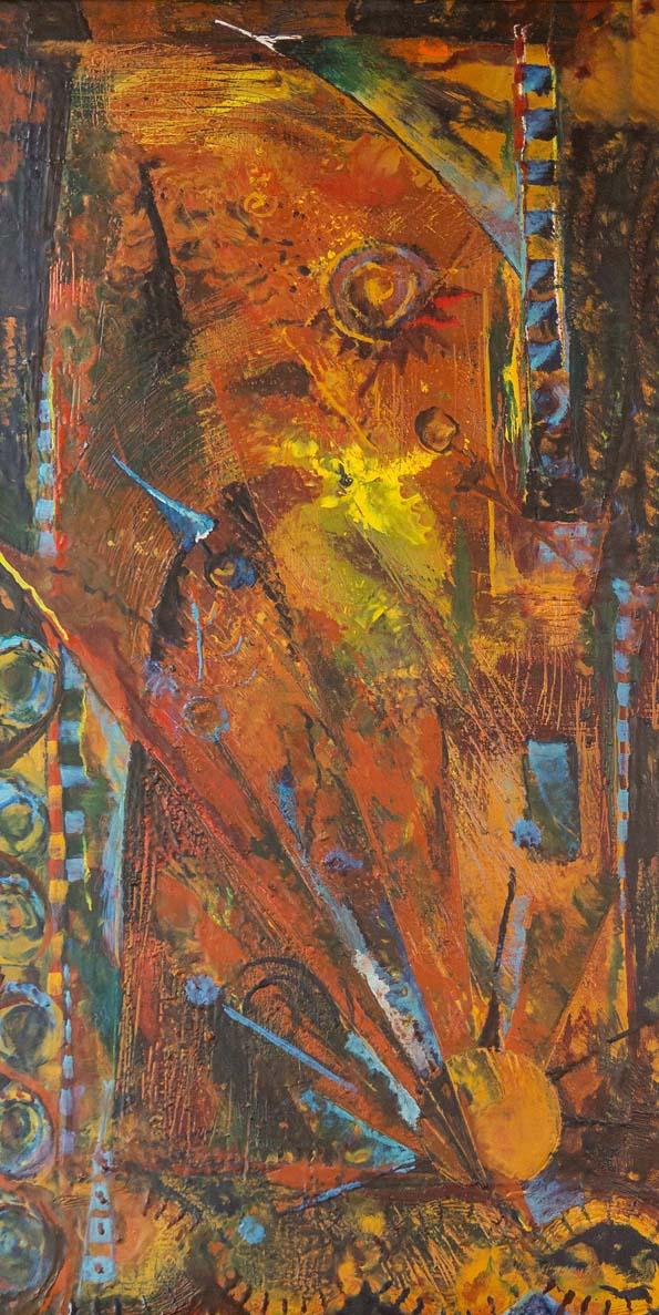 65. Coll. Rebecca Gregory  Artist. Hope Brannon
