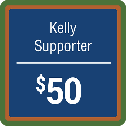 Kelly Supporter - $50