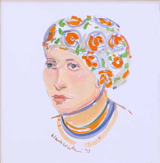 75. Coll. Bo Starke   Artist. Clark Walker