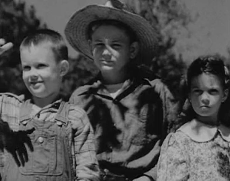 Holtville Children, 1940's