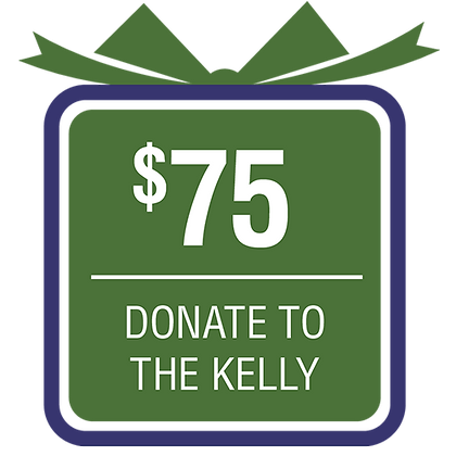 Donate $75 to The Kelly