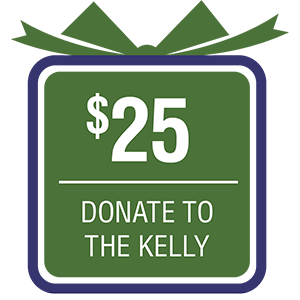 Donate $25 to The Kelly