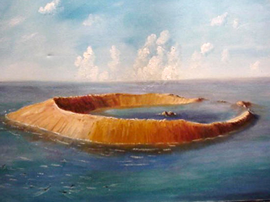 Jerry Armstrong Wetumpka Impact Crater Jerry Armstrong copy