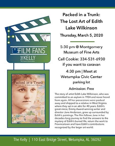 3-5_Film Fans_ Lost Art Edith Lake Wilki