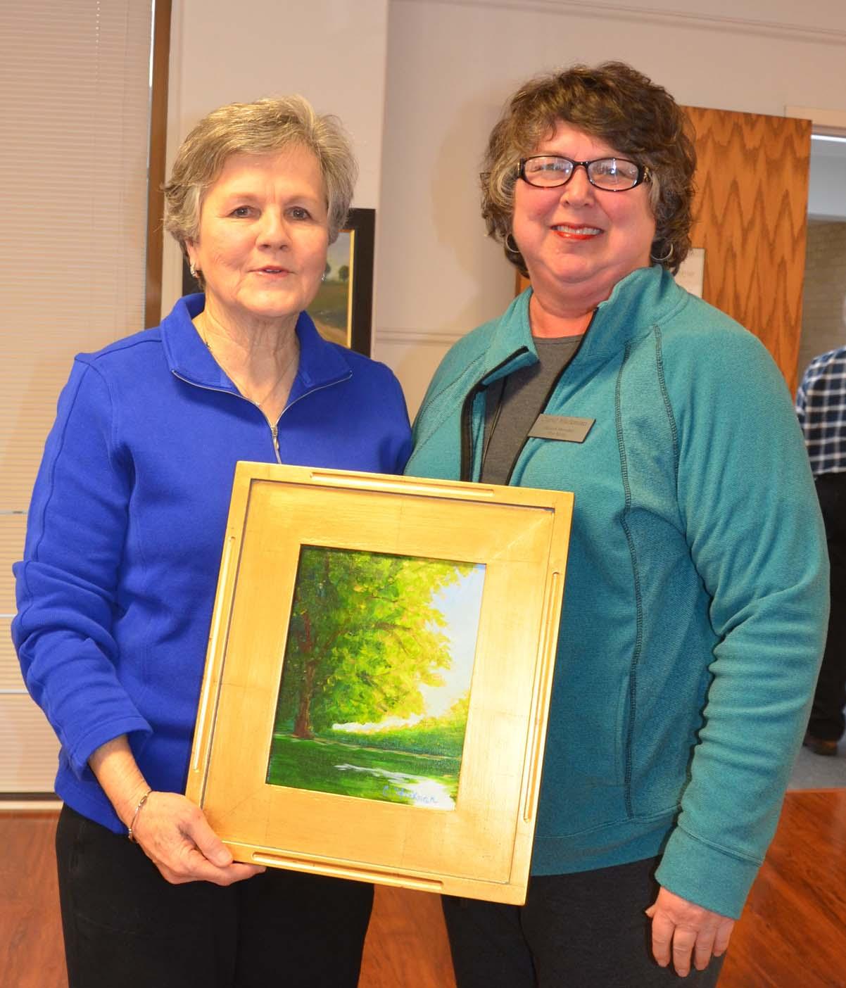 Carol H and Ann L