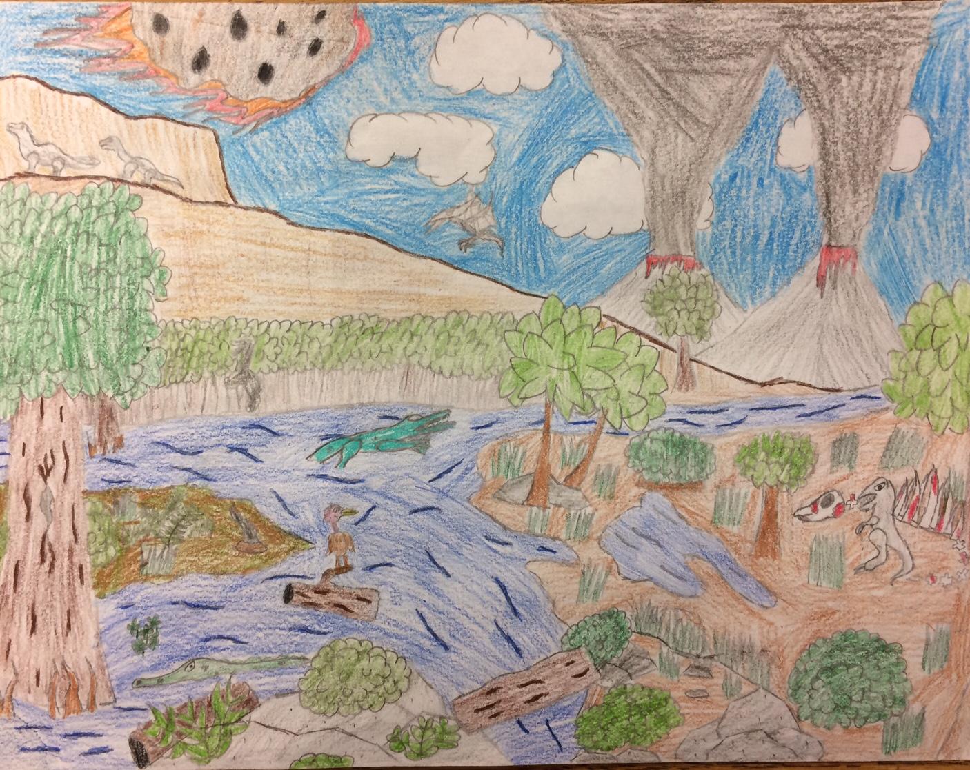 4th Nicholas Stuber 5th Grade