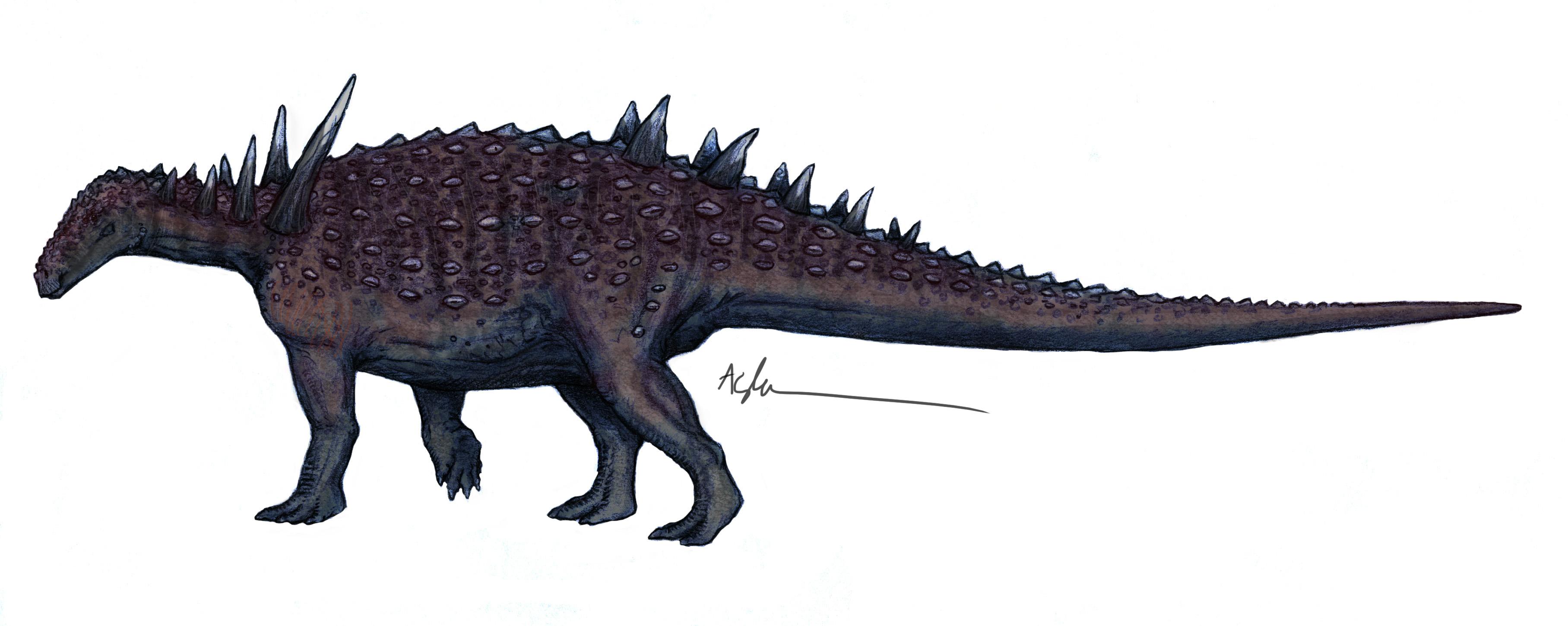 Asher Elbein alabama nodosaurid copy