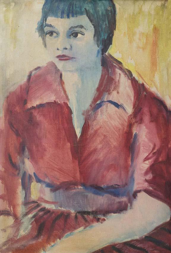 9. Coll. Susannah Soleman Wilson  Artist  Mark Brewton
