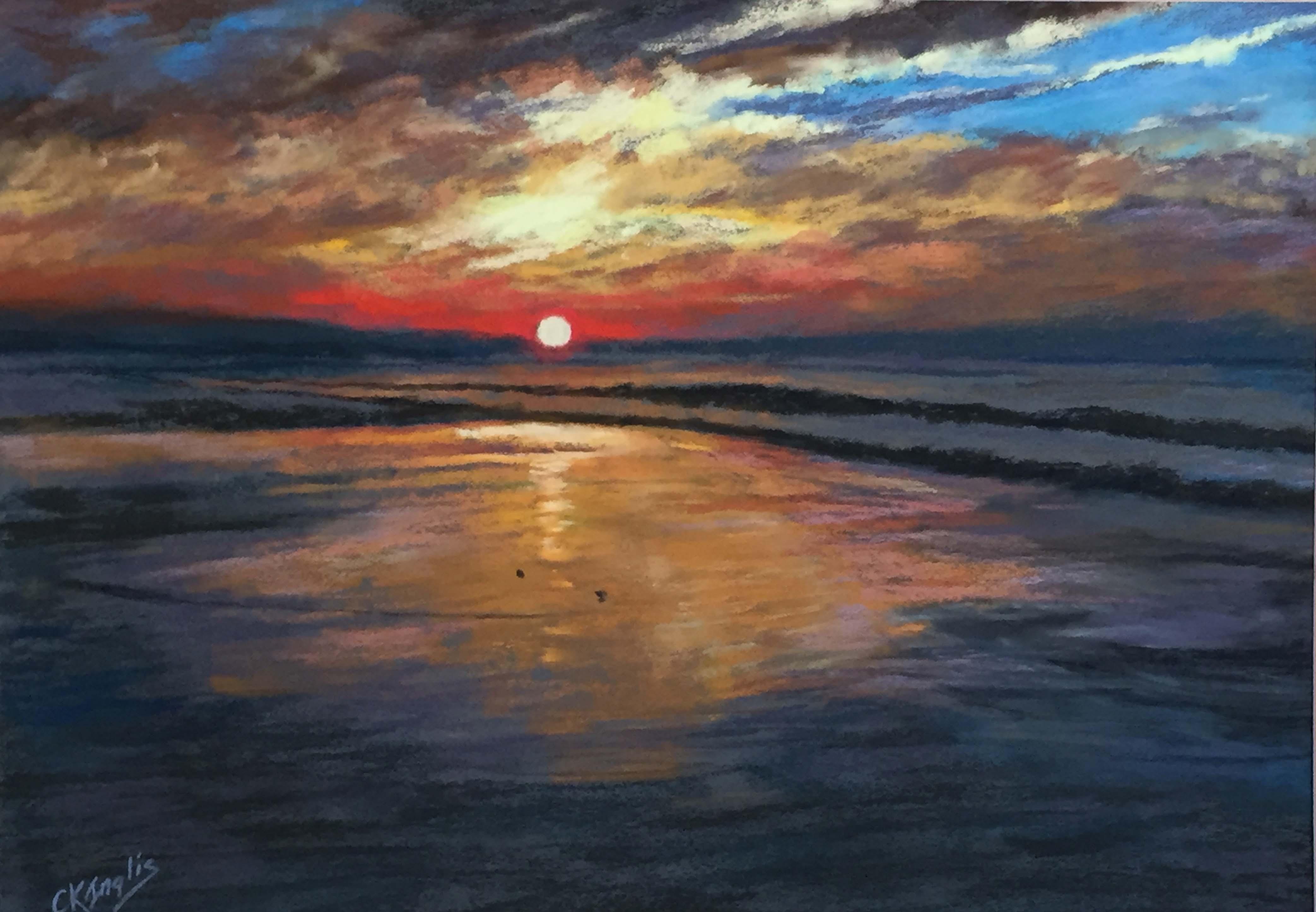 2 Cori Inglis_Gulf Shores   Sunset_625
