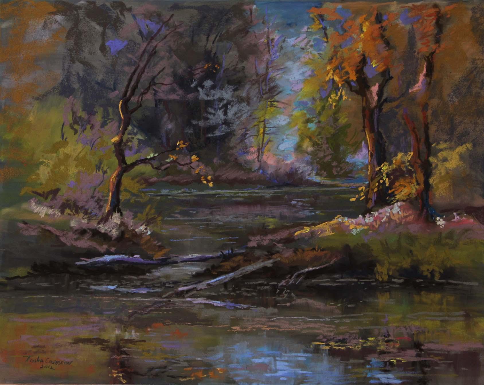 2---Courbron--Alabama   Fall--$420