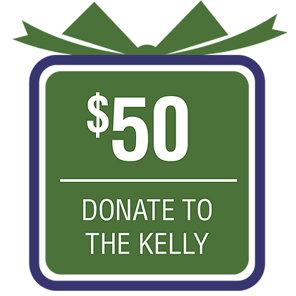 Donate $50 to The Kelly