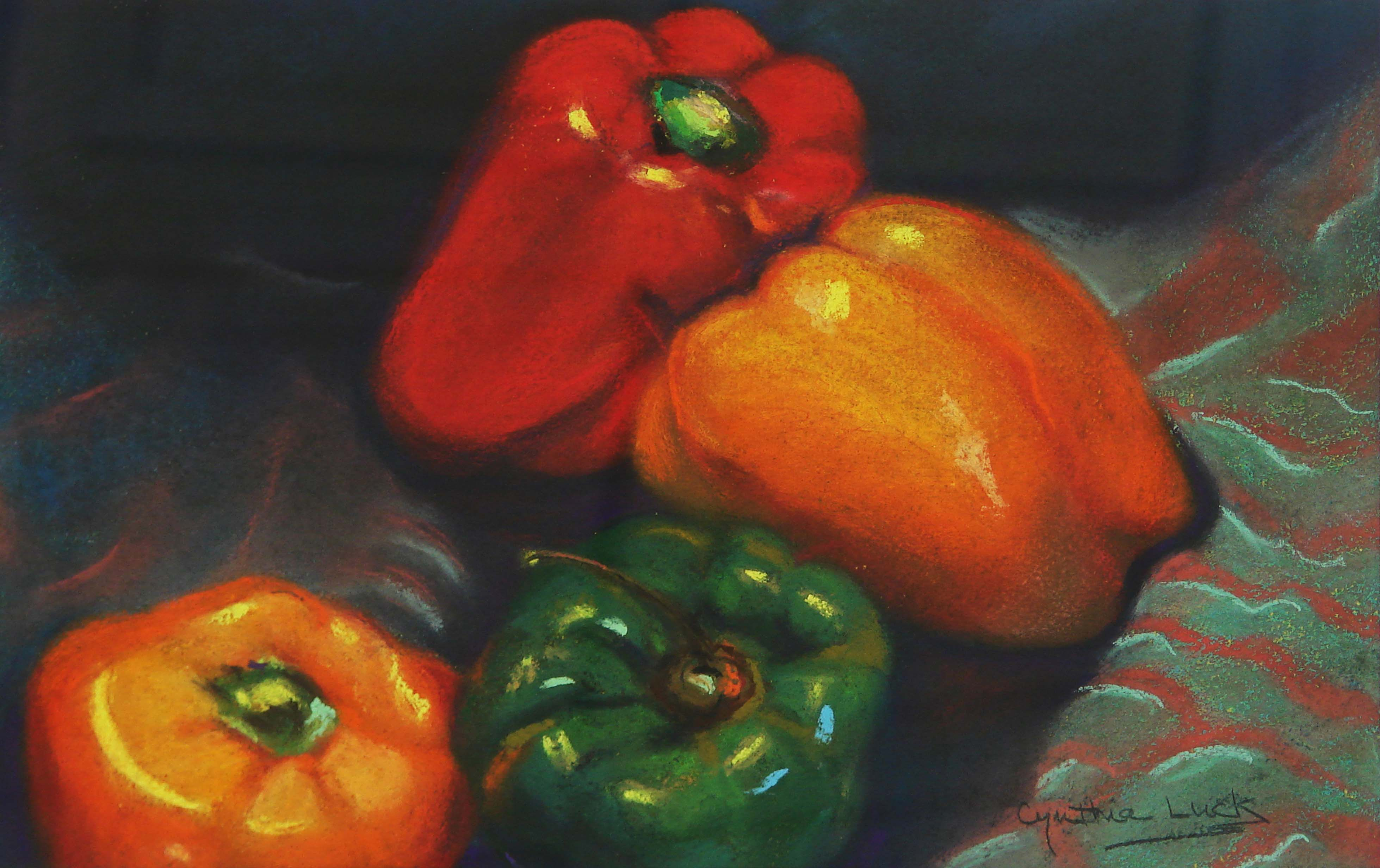 Cynthia Luck_Fresh Bell Peppers_225