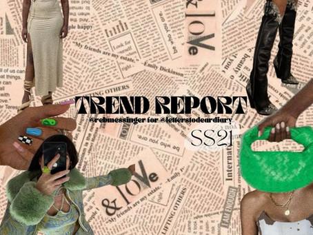 Trend Report SS21: 7 Summer Trends