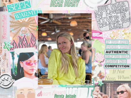 From a One-Bedroom Apartment to the Storefront of Her Dreams: The Advice Column by Dear Diary
