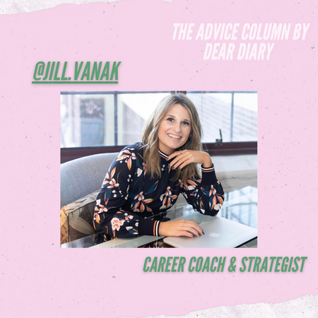 Career Coaching for Post-Grads: The Advice Column by Dear Diary
