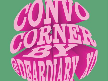 Convo Corner: No. 1
