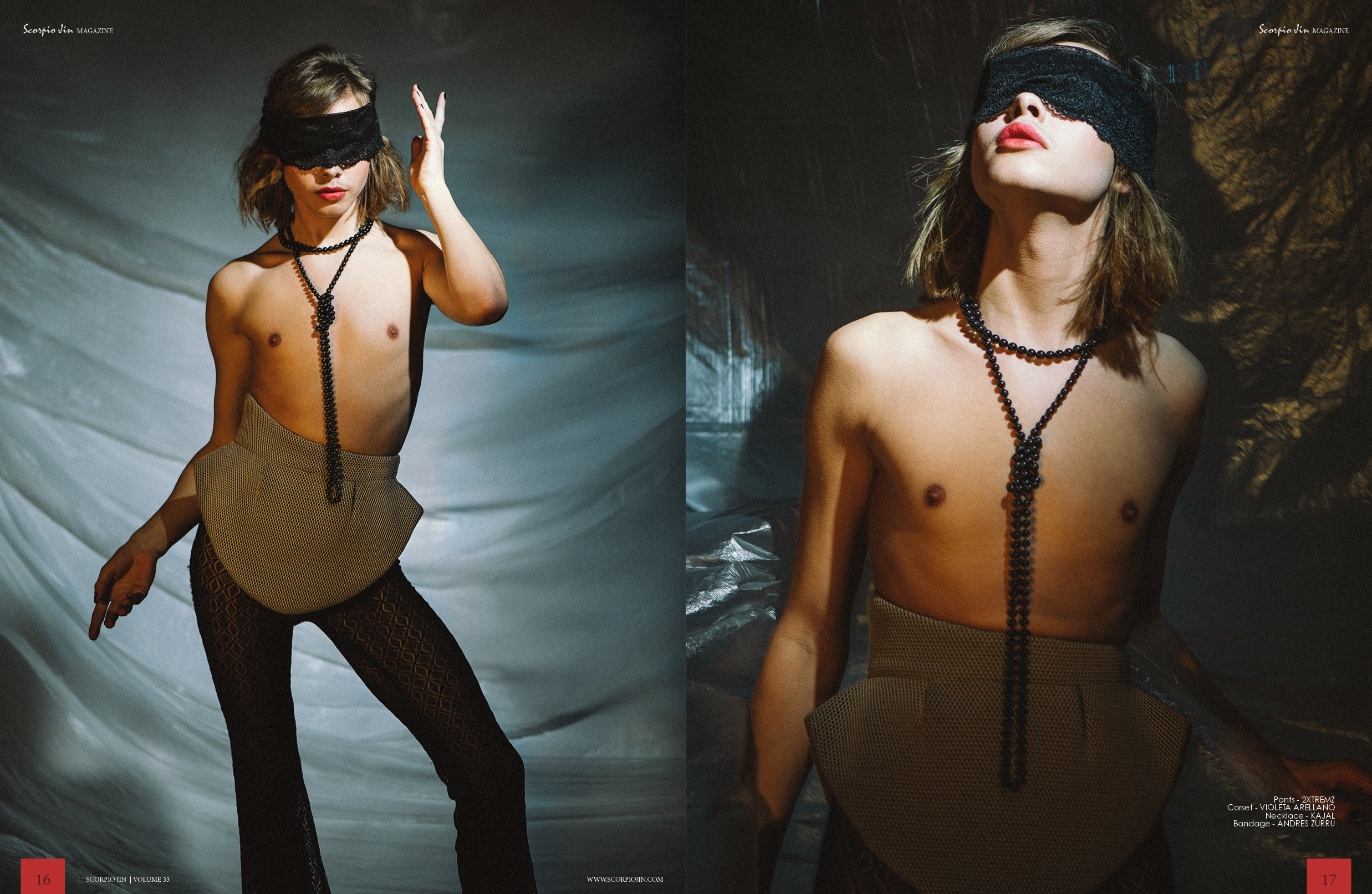 Scorpio Jin Magazine Volume 33_1_LIQUID