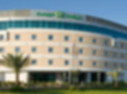 Muscat airport transfer to Holiday inn Seeb hotel