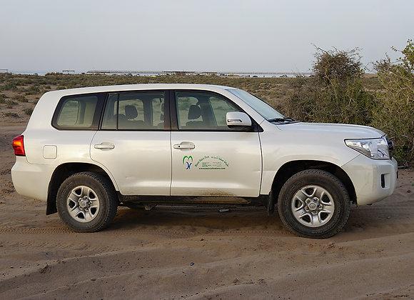 Toyota Land Cruiser 4WD Manual