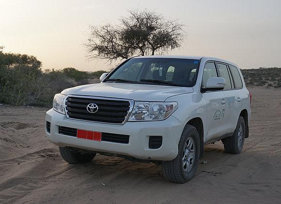 Toyota Land Cruiser 4WD AUTO