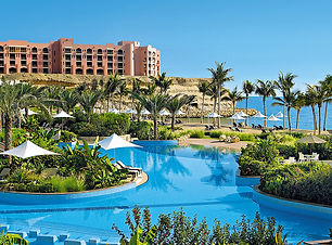 Muscat airport transfer to Shangri La  hotel