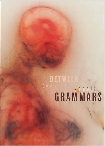 Between Grammars—Danielle Vogel—Cover