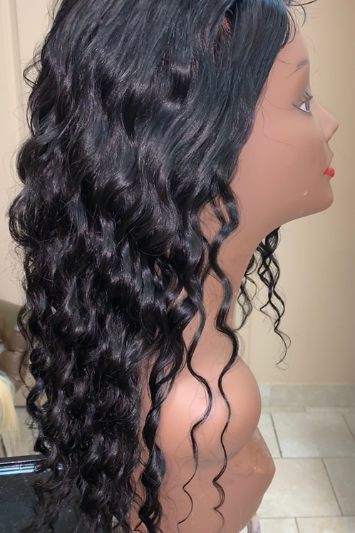 """16"""" 360 Lace Wig"""