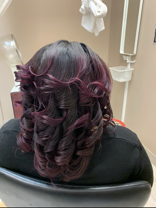 12' Purple