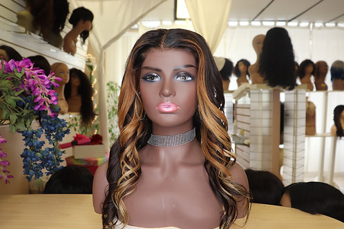 22' Lace Front Wig