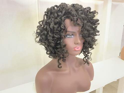 Synthetic Curly Style