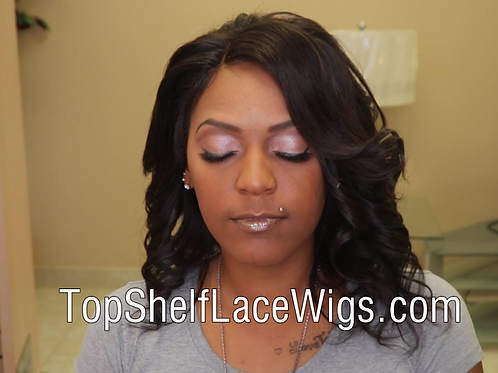 """Lace front wig 12"""""""