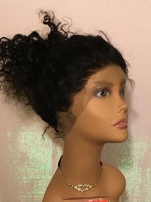 "14"" 360 Lace Wig Virgin hair"