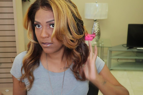 """14"""" Lacefront Wig"""