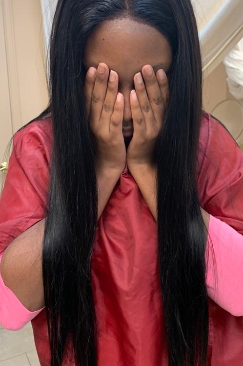 "26"" Lace Closure wig"