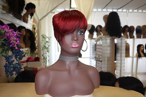 ReD Hot Synthectic Wig