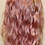 """Thumbnail: 12"""" Lace front wig Rose Gold"""