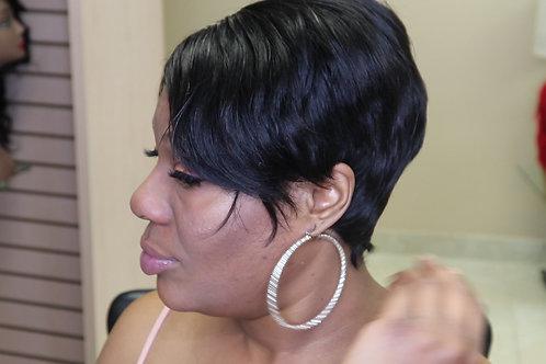 Pixey Cut Lace Part Wig