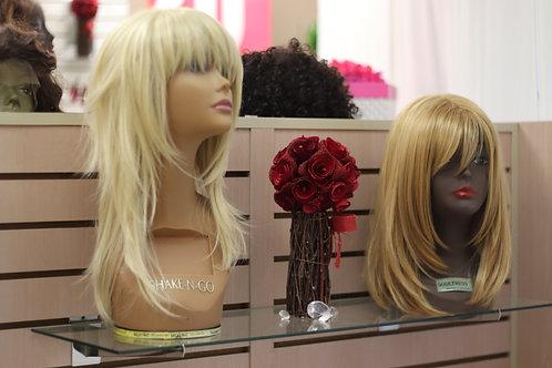 Regular wigs
