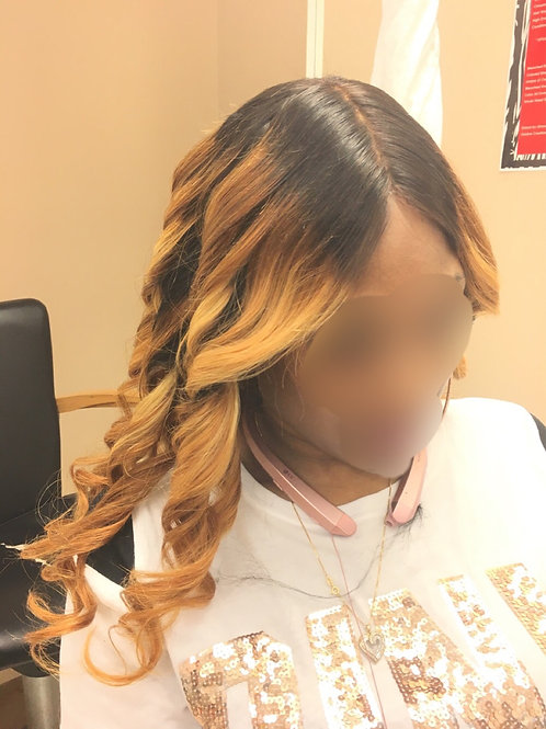 """16"""" Lace Closure Style"""