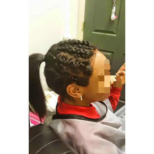 Kids Custom Wigs