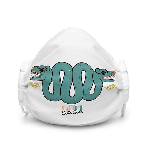 SASA Serpent Premium Face mask