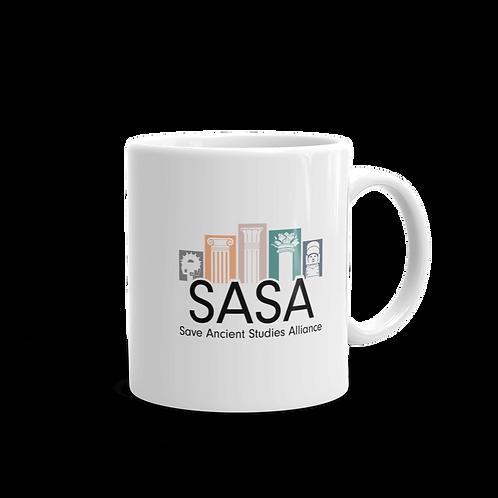 SASA Scarab Mug
