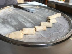 Swirl Ice Cream Rolls
