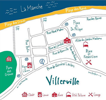 Plan Un Festival à Villerville 2020