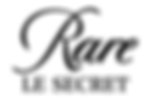 Rare Le Secret logo