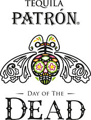 Tequila Patròn Day of the Dead.