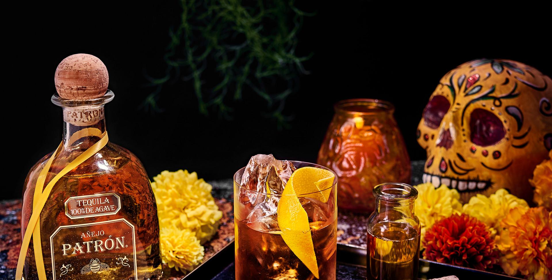 Sweetcorn Old Fashioned
