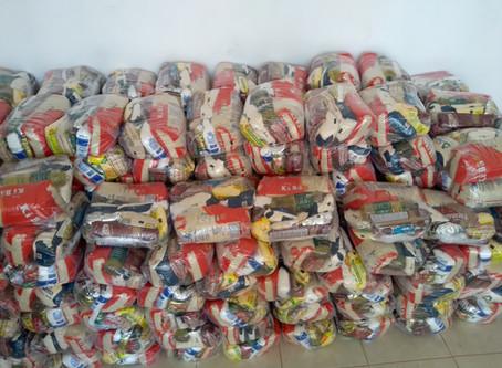 Juntos Por Uberlândia inicia arrecadação de cestas básicas e kits de higiene pessoal